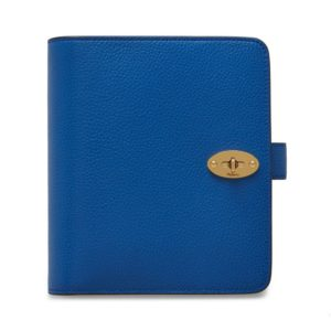 Mulberry Postman's Lock Agenda - a gorgeous luxury gift idea for Mother's Day