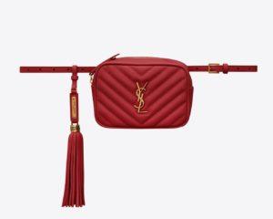 YSL Lou Belt Bag