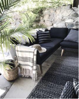 Outdoor interior design - ways to practice mindfulness