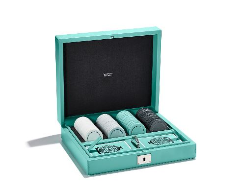 Tiffany Poker set, Father's Day gift ideas