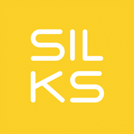 SILKS logo